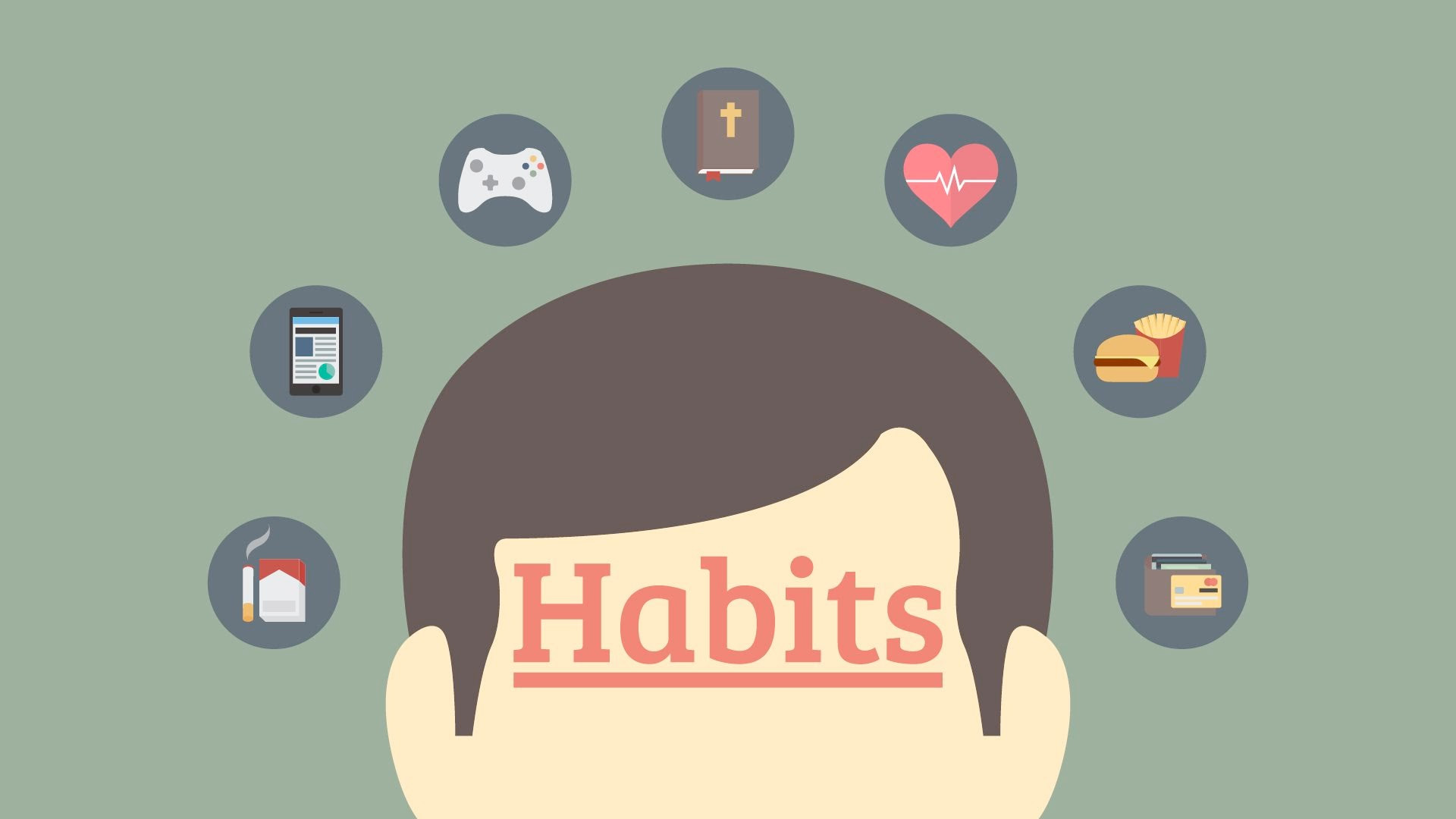 How to turn study into a habit?
